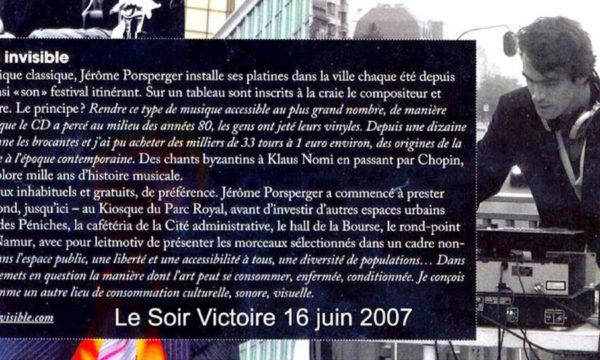 2007 LE SOIR